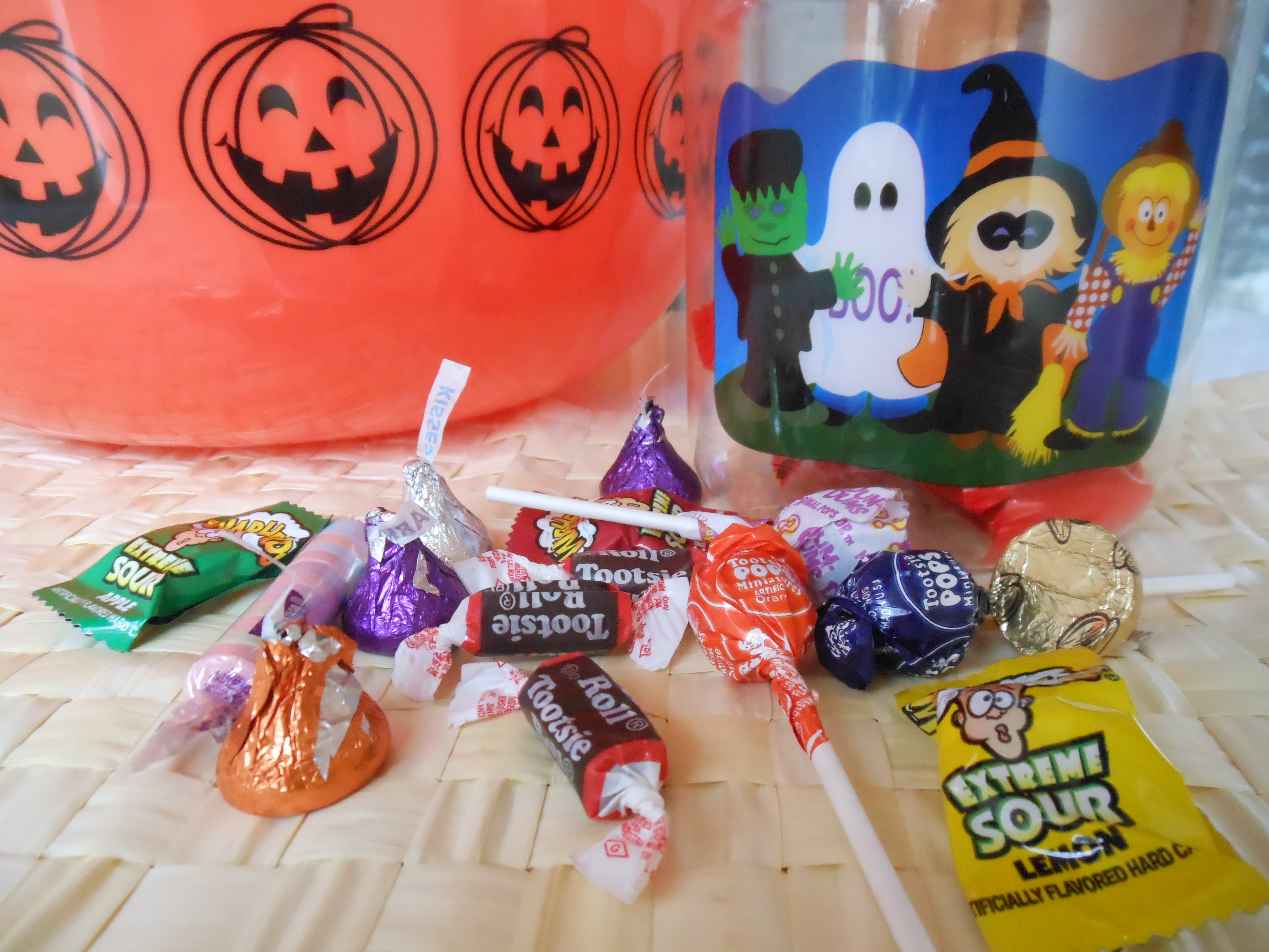 Candy Police Safety Tips For Halloween