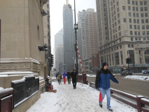 Chicago Snow-Monday 014