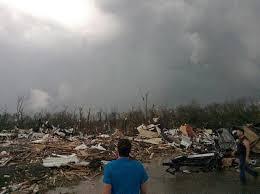 Deadly Tornado Outbreak