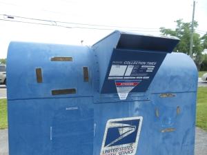 US Postal Mailing Box 001