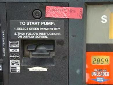 Consumer Alert: Gas Pump Credit Card Skimmers | News Blog