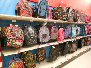 Back to School - Target