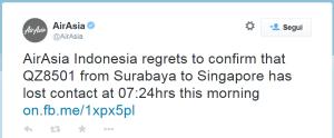 AirAsia-QZ8501-Tweet