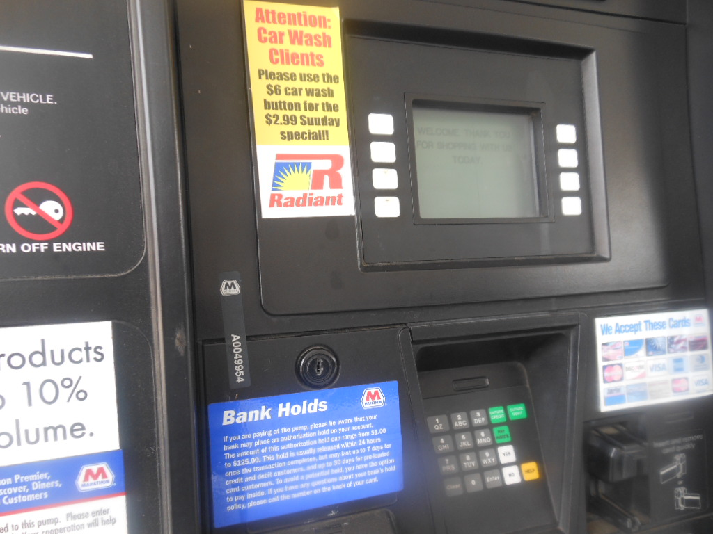 Mobil Gas Card >> Gas Pump Skimmers Sweep in Florida | News Blog