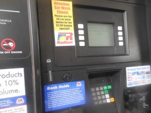 Gas Pump, Skimmer News 002
