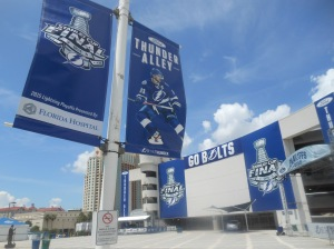 Amalie Arena, Stanley Cup 002