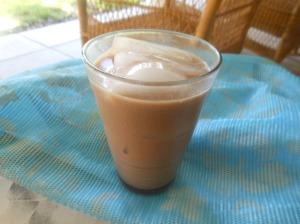 Iced Mocha Coconut Creme Coffee