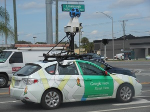 Google Maps Car 002