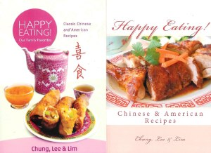 Happy Eating Cookbook Covers - 50%