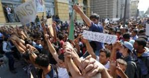 Hungarian Refugee Crisis 2