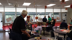 USF Staff Chinese New Year Lunch